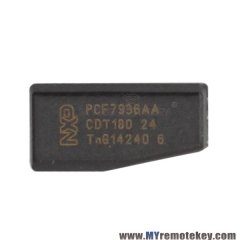 Pcf7936AA pcf7936 transponder chip(ID46 chip)