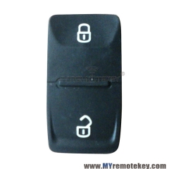 New style remote button rubber pad for VW remote key 2 button