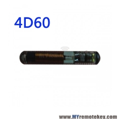 For Ford ID 4D60 Glass Transponder Chip
