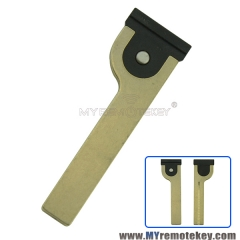 Emergency smart key blade for Toyota Crown TOY48