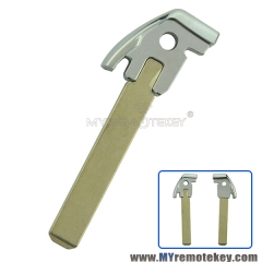 For Citroen DS3 DS4 smart emergency key blade