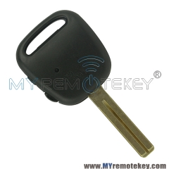 Remote car key for Toyota TOY48 2 button on side