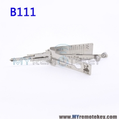 LISHI B111 GM37W for Hummer 2 in 1 Auto Pick and Decoder