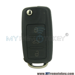 Remote key for Audi A8L 3 button 434mhz