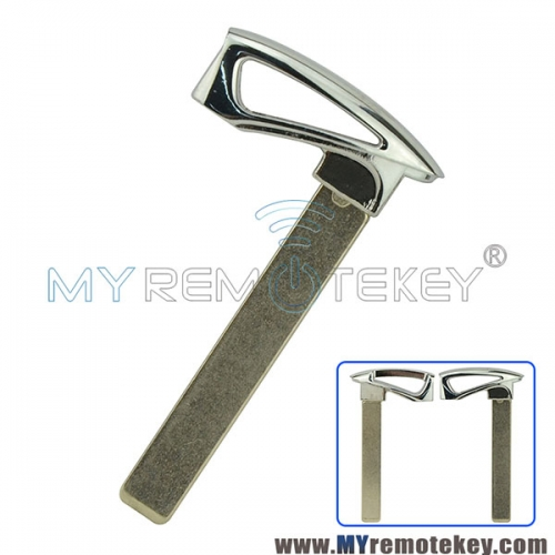 For Hyundai Genesis smart emergency key blade