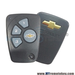 Remote fob 4 button 434Mhz for Chevrolet