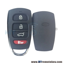 Remote fob shell case cover for Hyundai Kia 4 button