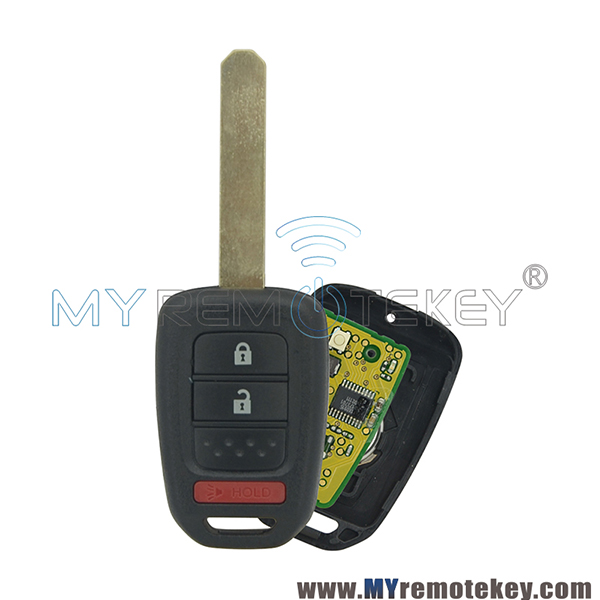 Remote key for Honda 2 button with panic 313 8Mhz MLBHLIK6-1T HON66