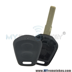 Remote key case for Porsche 911 Cayman Boxster Cayenne 2 Button