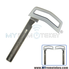 81996-D2000 Smart emergency Key Blade TOY50 for 2017 Hyundai Genesis G80