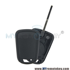 Transponder key blank for Chevrolet
