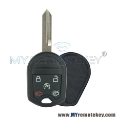 Remote key case shell for Ford Explorer Flex Taurus OUCD6000022