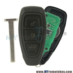 Smart key 3 button 433mhz for Ford C-Max Focus C-Max Fiesta Mondeo Galaxy