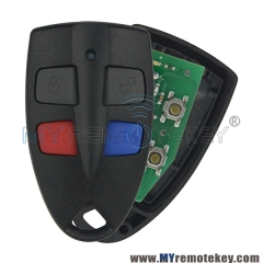 Remote key fob for Ford AU FALCON SERIES 2 3 304Mhz 4 button