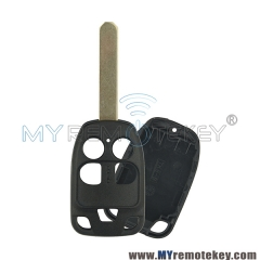 Remote key shell case for Honda 5 button