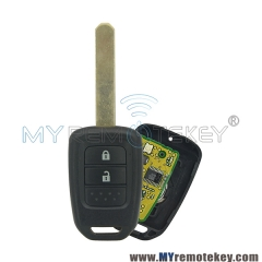 Remote key 47 chip 7942 for Honda Jazz 2 button HON66