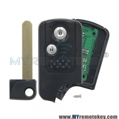 Smart key for Honda CRV Fit 2 button 434mhz
