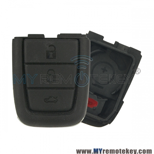 Remote car key shell case for Holden VE Commodore 3 button with horn