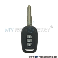 Remote car key for Chevrolet Captiva Opel Antara 2006 2007 2008 2009 3 button 433Mhz With ID46 Chip