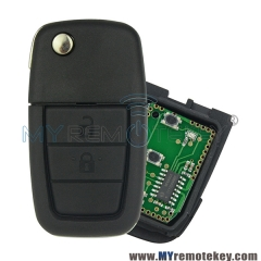 Remote key for Holden VE Commodore 2 button with horn ID46 434mhz