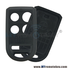 Remote fob shell case 4 button for Honda Odyssey