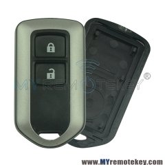 Remote fob shell case 2 button for Toyota Prado Highlander