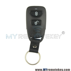 Remote fob for Hyundai Kia Accent Tucson OSLOKA-850T 434mhz 2 button