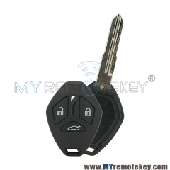 Remote key shell 3 button MIT11R for Mitsubishi Lancer