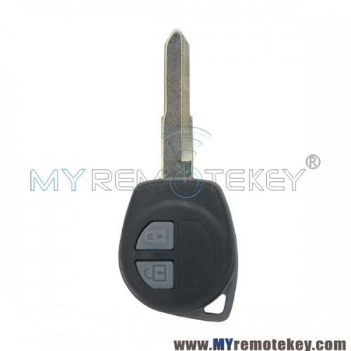 KBRTS004 Remote key 434Mhz HU133 2 button ID46-PCF7936 for Suzuki Swift 2004 2005 2006 2007 2008 2009 2010