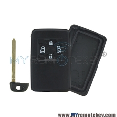 Smart key shell case for Toyota 4 button