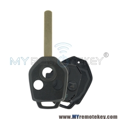 Remote key 3 button 433mhz DAT17 for Subaru Impreza Liberty Forester Outback 2010 2011 2012 2013 2014