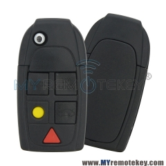 Reift flip key case for Volvo S40 S60 S80 V40 V70 NE66 profile 5 button