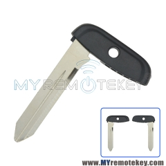 For Fiat smart key blade