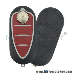Remote key shell case for Alfa Romeo GTO 3 button