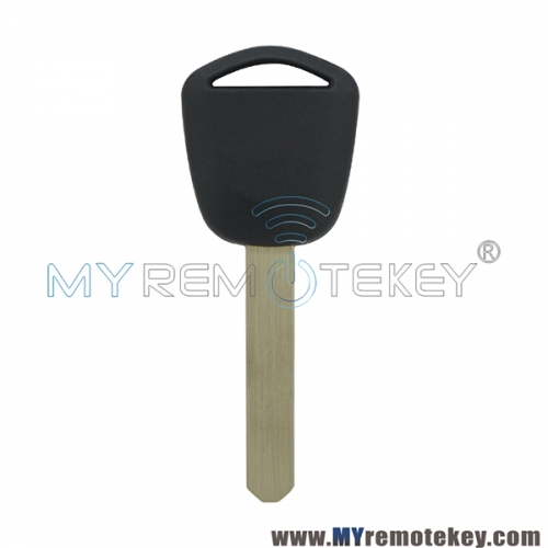 Transponder key blank for Acura MDX RDX TSX TL after 2007