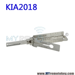 LISHI KIA2018 2 in 1 Auto Pick and Decoder
