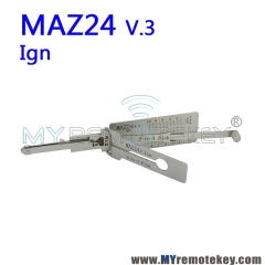 LISHI MAZ24 v.3 Ign 2 in 1 Auto Pick and Decoder For Mazda