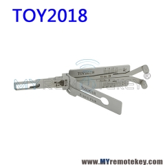 LISHI TOY2018 2 in 1 Auto Pick and Decoder