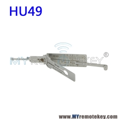 LISHI HU49 2 in 1 Auto Pick and Decoder for Jetta Santana B4