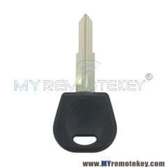 Transponder key blank for Daewoo