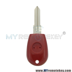 Transponder key blank for Alfa Romeo