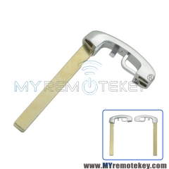 Smart emergency key blade for BMW 5 7 Series