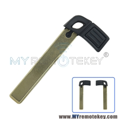 Smart emergency key blade for BMW 3 series