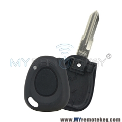 Remote key shell 1 button VAC102 for Renault
