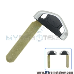 Smart emergency key blade for Acura TL ILX ZDX RDX