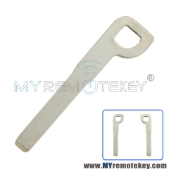 For Ford Lincoln smart emergency key blade 164-R7992