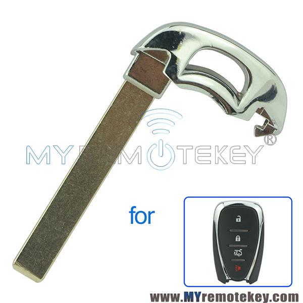 Smart Key Emergency Blade For Chevrolet Camaro Volt Malibu