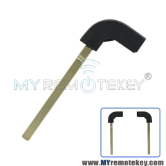 Smart emergency key blade for VW