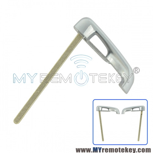 For BMW X5 smart emergency key blade