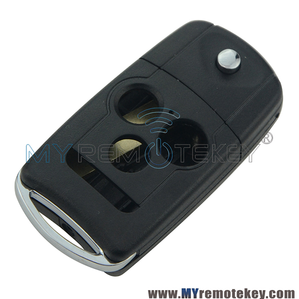 Flip Key Shell 3 Button For Acura TSX 2009-2011,Acura